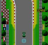 F1 Circus NES Putting on the brakes