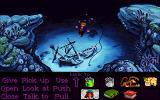Monkey Island 2: LeChuck's Revenge DOS Actual Ingame Shot