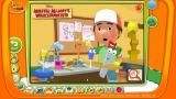 TOGGOLINO CLUB Browser Handy Manny: the main menu
