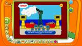 TOGGOLINO CLUB Browser Thomas and Friends: Cranky the crane needs to store the same weight in both containers.