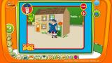 TOGGOLINO CLUB Browser Postman Pat: catching letters blown away by the wind.