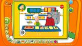 TOGGOLINO CLUB Browser Caillou: for a tasty pizza the ingredients must be applied in the right order.