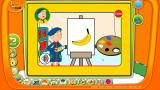 TOGGOLINO CLUB Browser Caillou: simple color matching game.