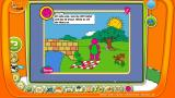 TOGGOLINO CLUB Browser Barney & Friends: click something that's of brown color.