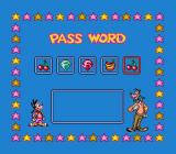 Goof Troop SNES Password Screen