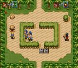 Goof Troop SNES In-game Level 1