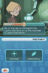 Code Lyoko: Fall of X.A.N.A Nintendo DS Jeremy is ready to help