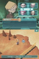 Code Lyoko: Fall of X.A.N.A Nintendo DS Push the switch to open barrier