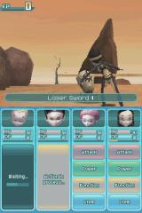 Code Lyoko: Fall of X.A.N.A Nintendo DS Action close-up