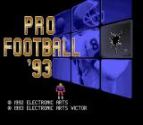 John Madden Football '93 SNES ...which ends up breaking one of the screens. And if you wonder where Madden is...