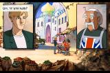 Broken Sword: Shadow of the Templars - The Director's Cut iPhone You buy kebab?