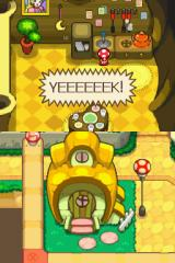Mario & Luigi: Bowser's Inside Story Nintendo DS That doesn't sound good...