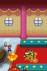 Mario & Luigi: Bowser's Inside Story Nintendo DS With some refreshing realtime elements for attack dodging.