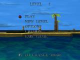 Archipelagos 2000 Windows Main Menu