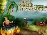 Three Weeks in Paradise Windows Main menu