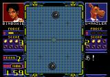 Paddle Fighter Genesis When a goal is scored, the screen shakes
