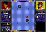 Paddle Fighter Genesis A special move letting the player hold on to the puck