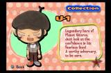 Gitaroo Man PlayStation 2 The Collection section also houses character bios. Gee, U-1 doesn't exactly inspire... confidence, does he?
