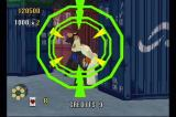 Virtua Cop SEGA Saturn Watch out for those innocent bystanders!