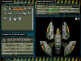 Gratuitous Space Battles Windows Ship design screen showing a Tribe fighter