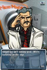Dr. Awesome: Microsurgeon M.D. iPhone ...of a malpractice suit.