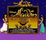 Disney's Aladdin Game Boy The game also supports the Super Game Boy.
