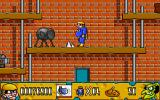 Fatman: The Caped Consumer Amiga Time to fool around at a construction site