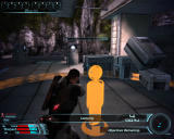 Mass Effect: Pinnacle Station Windows In this mode the player has to conquer these marked areas
