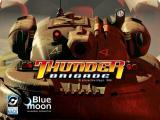 Thunder Brigade Windows Title Screen