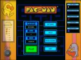 Namco All-Stars: Pac-Man and Dig Dug Windows Pac-Man classic mode
