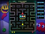 Namco All-Stars: Pac-Man and Dig Dug Windows Pac-Man enhanced mode start