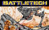 BattleTech: The Crescent Hawk's Inception Amiga Main Title