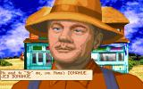 Call of Cthulhu: Shadow of the Comet DOS Jed Donahue