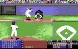 HardBall! Commodore 64 Batting...