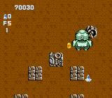 Gun-Nac NES A fertility idol is the mid-level boss of Area 6.