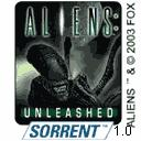 Aliens: Unleashed J2ME Title screen