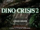 Dino Crisis 2 Windows Main Title