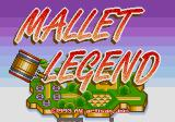 Mallet Legend's Whac-A-Critter Genesis Title screen