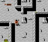 Ikari Warriors II: Victory Road NES This level has a lot of walls that need to be blown up in order to advance.