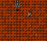 Ikari Warriors II: Victory Road NES This giant floating head shoots in all directions.