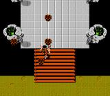 Ikari Warriors II: Victory Road NES Flaming statues and hearts galore. I must be getting close.