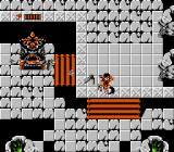 Ikari Warriors II: Victory Road NES This guy is throwing knives at me.
