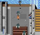 Ikari III: The Rescue NES These awesome jetpack flamethrower guys only appear once.