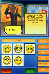 The Price is Right: 2010 Edition Nintendo DS It's time to customize your avatar!