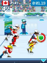 Vancouver 2010: Official Mobile Game of the Olympic Winter Games J2ME Skating