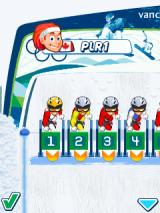 Vancouver 2010: Official Mobile Game of the Olympic Winter Games J2ME Starting snowboard cross