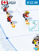 Vancouver 2010: Official Mobile Game of the Olympic Winter Games J2ME Snowboard cross