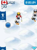 Vancouver 2010: Official Mobile Game of the Olympic Winter Games J2ME Moguls