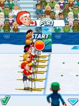 Vancouver 2010: Official Mobile Game of the Olympic Winter Games J2ME Starting out with skiing
