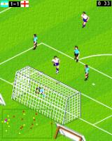 Actua Soccer 2006: International Edition J2ME Good chance to score here